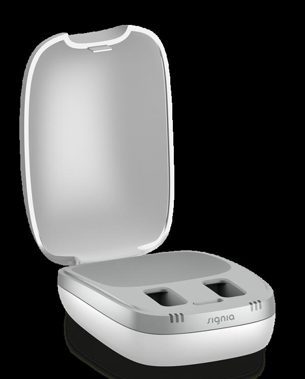 Cargador de audífonos charge&go2